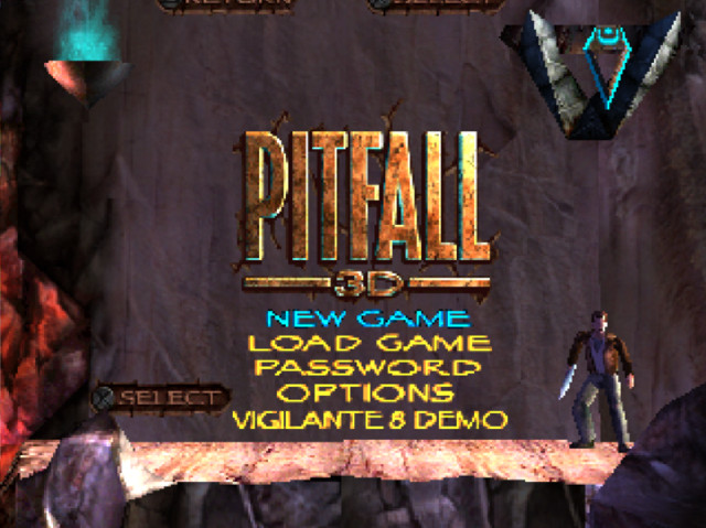 how to play pitfall mayan adventure windows 7